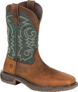Durango WorkHorse Steel Toe Western Work Boot
