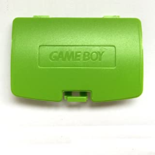 Gameboy Color GBC Game Boy Colour Replacement Battery Cover - Apple Green