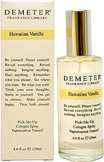 Demeter Hawaiian Vanilla for Women Cologne Spray, 4 Ounce