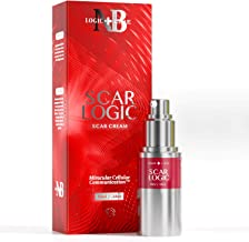 NB Scar Cream Logic Line | Reduce the Appearance of Scars | Multiple Growth Factors & Hyaluronic Acid to Moisturize Skin