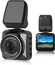 OSBOO Car Dash Cam, Mini Dashboard Camera, 2