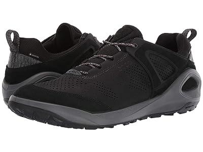 ECCO Sport BIOM 2GO Sneaker (Black/Black) Men
