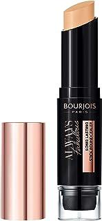 Bourjois Always Fabolous Foundcealer Stick Base de Maquillaje Correctora Tono 210 Light Beige (Pieles Medias) - 32 g