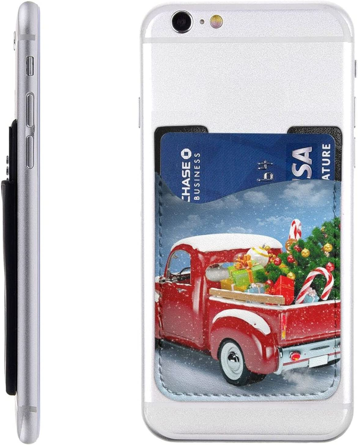 Ranking TOP11 2021new shipping free Christmas Tree and Gifts Phone Card Cell On C Holder Stick