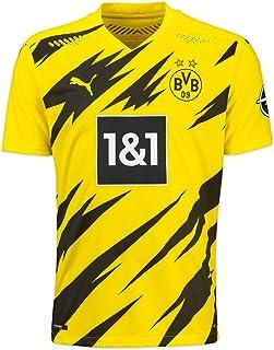 PUMA Herren BVB Home Authentic Trikot 20/21_ T-Shirt