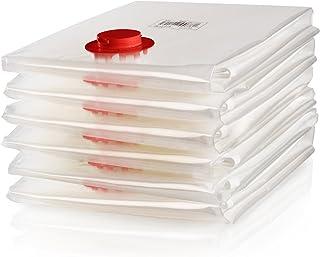 comprar comparacion Blumtal Bolsas de Vacio para Ropa Set de 6 - Bolsas de aspiración para Ropa, sábanas, edredones - Extrae fácilmente el Air...