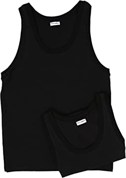 Dolce & Gabbana Day By Day Bi Pack Tank Top 2-Pack