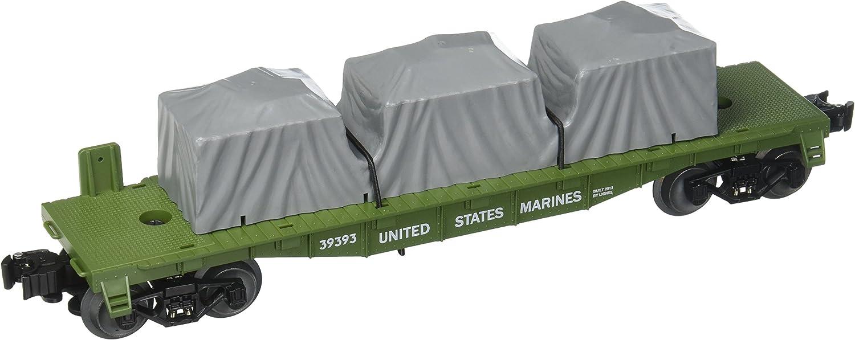 Lionel Züge Marines US Made Flachwagen