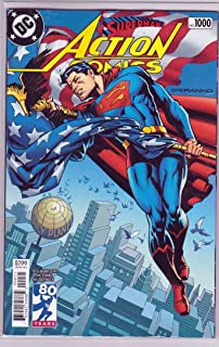 Action Comics #1000 (2018) Variant Jim Steranko Cover