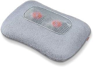 Beurer MG 145 | Coussin de massage Shiatsu | Coussin chauffant massant | Parfait pour les cervicales, le mal de dos et les...