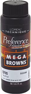 Loreal Preference #Br6 Mega Brown Truffle (2 Pack)