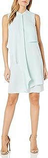 Nanette Nanette Lepore Women's Slvless Asymm. Popover Dress