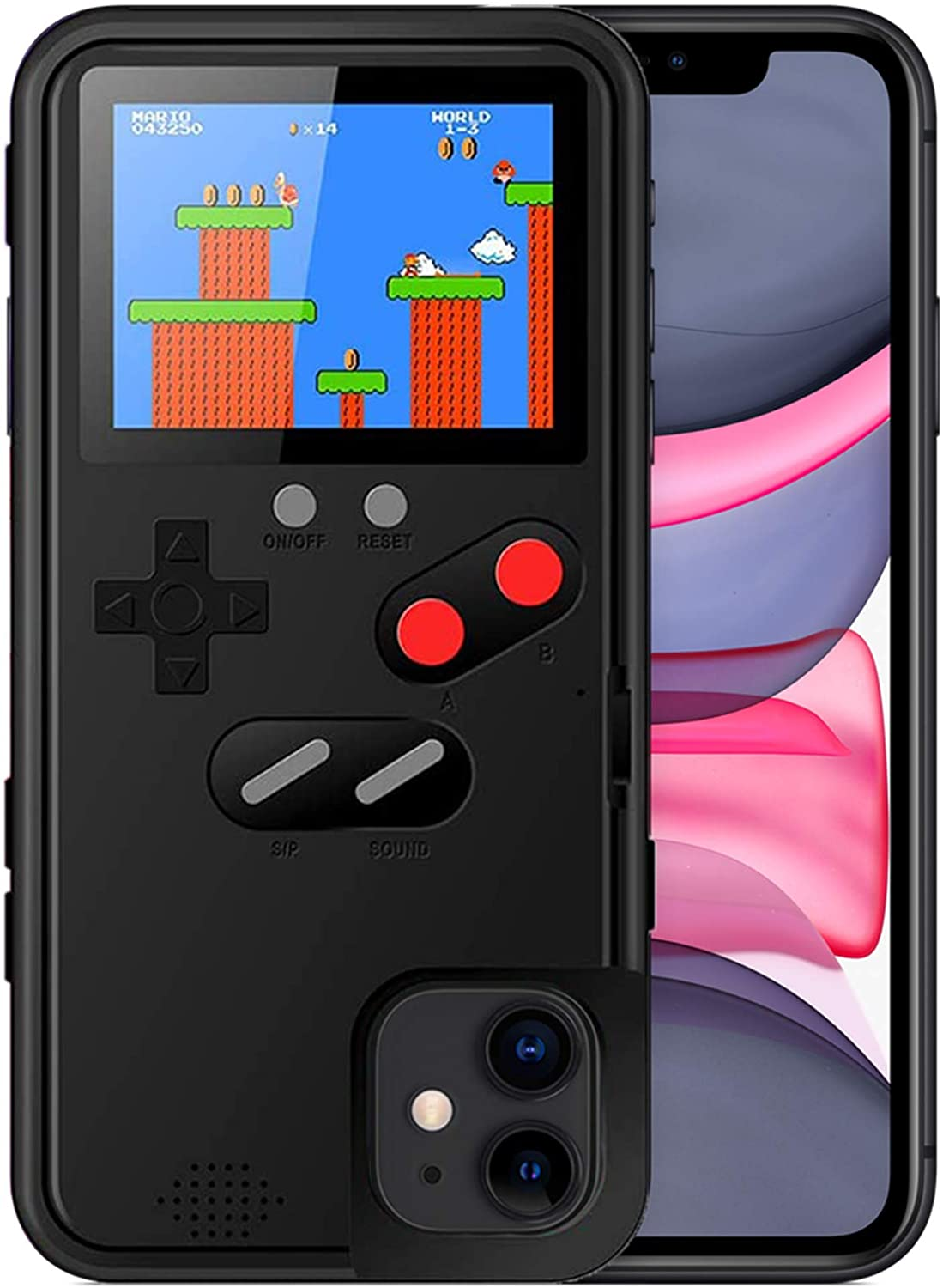 New color JILLICK Gameboy Phone Case for iPhone Game Retro Playable Free shipping New XR 3D