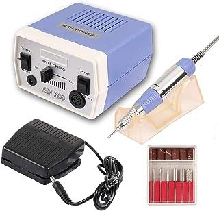 Dr.Nail Professional Nail Drill 30000RPM Electric Nail Machine for Acrylic Nail Drills Nail Art Manicure Grinder Machine Gel Nails Polisher Nail File