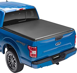"""Lund Hard Tri-Fold Hard Folding Truck Bed Tonneau Cover 