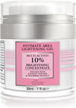 Divine Derriere Intimate Skin Lightening Gel for Body, Face, Bikini and Sensitive Areas..
