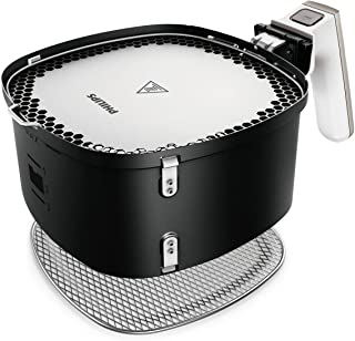 Philips Kitchen Appliances Philips HD9980/50 Variety, White Air fryer Accessory Basket