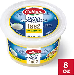 Galbani Bocconcini, Bite Sized Fresh Mozzarella, 8 oz