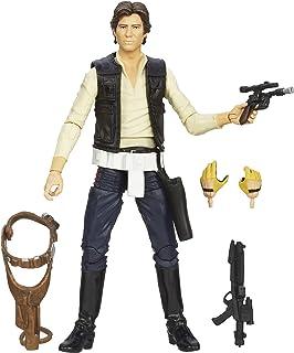 Hasbro - Figurine Star Wars Black Series - Han Solo 15cm - 0