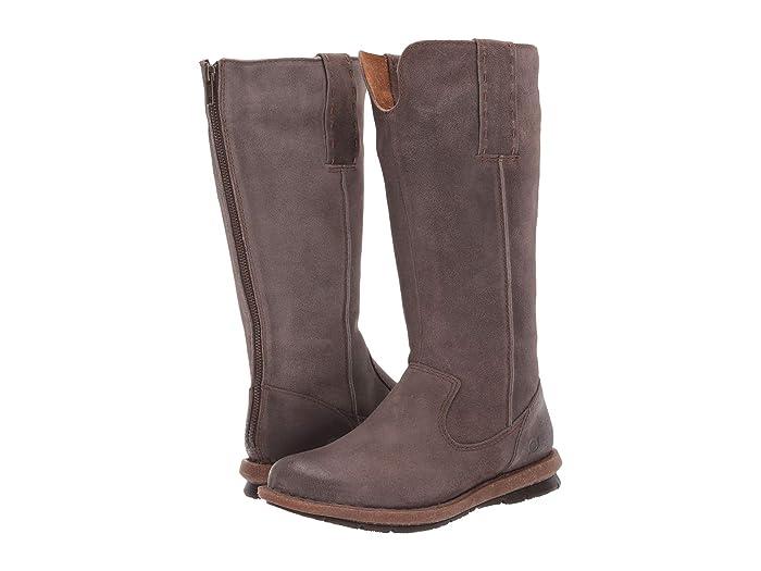 Born  Tiber (Grey Distressed) Womens  Boots