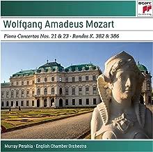 Mozart: Piano Concertos No. 21 In C Major K.467 & No. 23 In A Major K.488