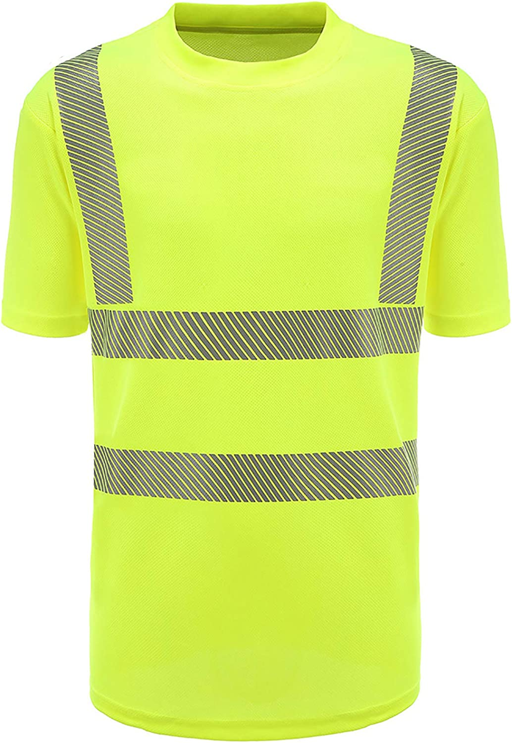 Choice 360 USA ANSI ISEA Be super welcome Class 2 Dry Safety Mesh Fit Compliant Reflecti