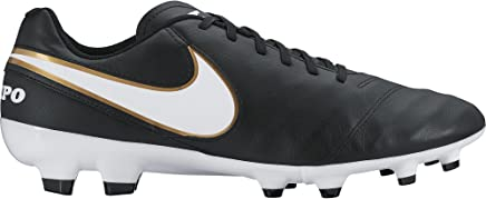 Nike Men's Tiempo Genio Ii Leather Fg Footbal Shoes : boots