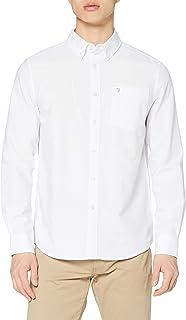 Farah Classic Drayton Camisa de Oficina para Hombre