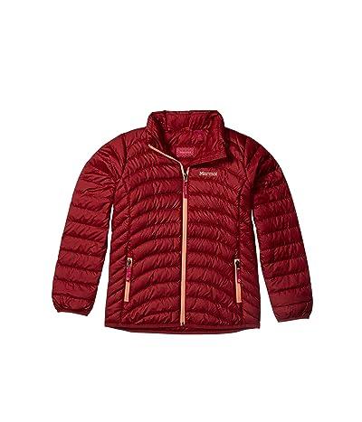 Marmot Kids Highlander Down Jacket (Little Kids/Big Kids) (Claret) Girl