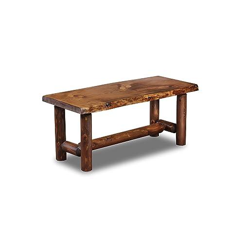 Pine Coffee Tables Amazon Com