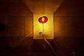 Paralume/Plafoniera da parete/lampada fatta a mano/Fiori/lampada per camera delle ragazze