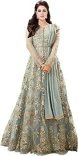 Royal Export Women's net Anarkali Salwar Suit Set