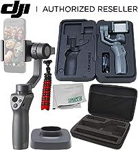 DJI Osmo Mobile 2 Handheld Smartphone Gimbal Stabilizer Bundles (Must-Have)