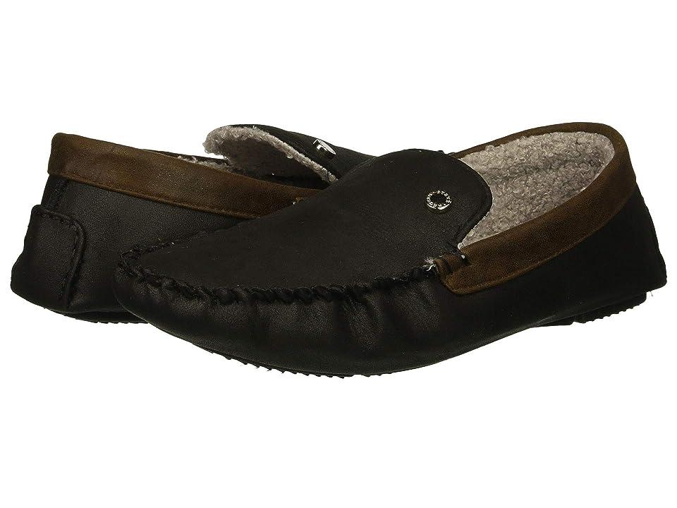 Steve Madden Canyone (Black Fabric) Men's Shoes