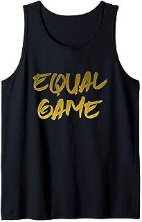 equal game shirt