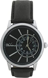 Charisma Casual Watch for MenLeather B and, Analog, C0331