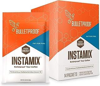Bulletproof InstaMix Coffee Creamer, 0.81oz(23g), 14 Packets