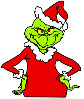 Grinch That Stole Christmas Sticker/Decal 14