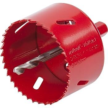 9 pièces nouveau Silverline 595759 plombiers bi-métal scie-cloche kit 19-57 mm