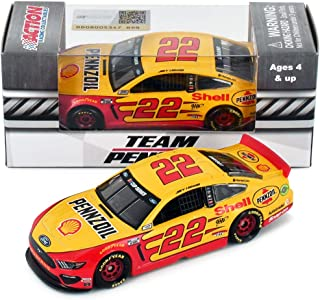 Lionel Racing Joey Logano 2020 Shell Pennzoil Diecast Car 1:64 Scale