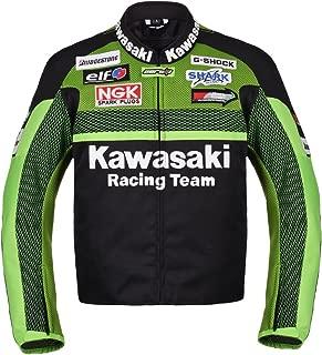 Kawasaki Racing Team Textile Motorcycle Jacket (M(EU50))