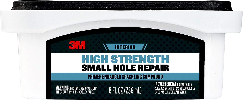 3M High Strength Small Hole Spackling Trust Ranking TOP19 Co Repair Enhanced Primer