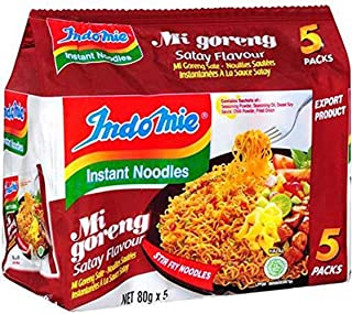 Indomie Migoreng Instant Noodles 5 Packets, 400 g