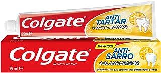dentifricio anti tartaro + whitening antitartaro 75 ml