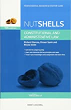 Nutshells Constitutional and Administrative Law
