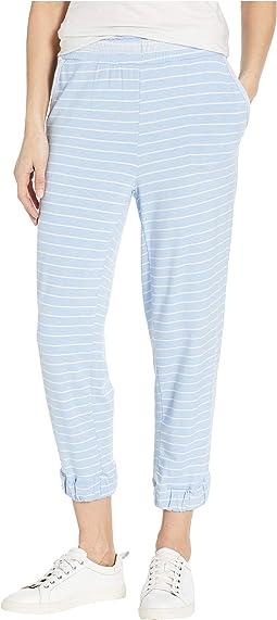 Striped Ana Joggers