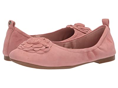 Taryn Rose Rosalyn (Dusty Rose Suede) Women