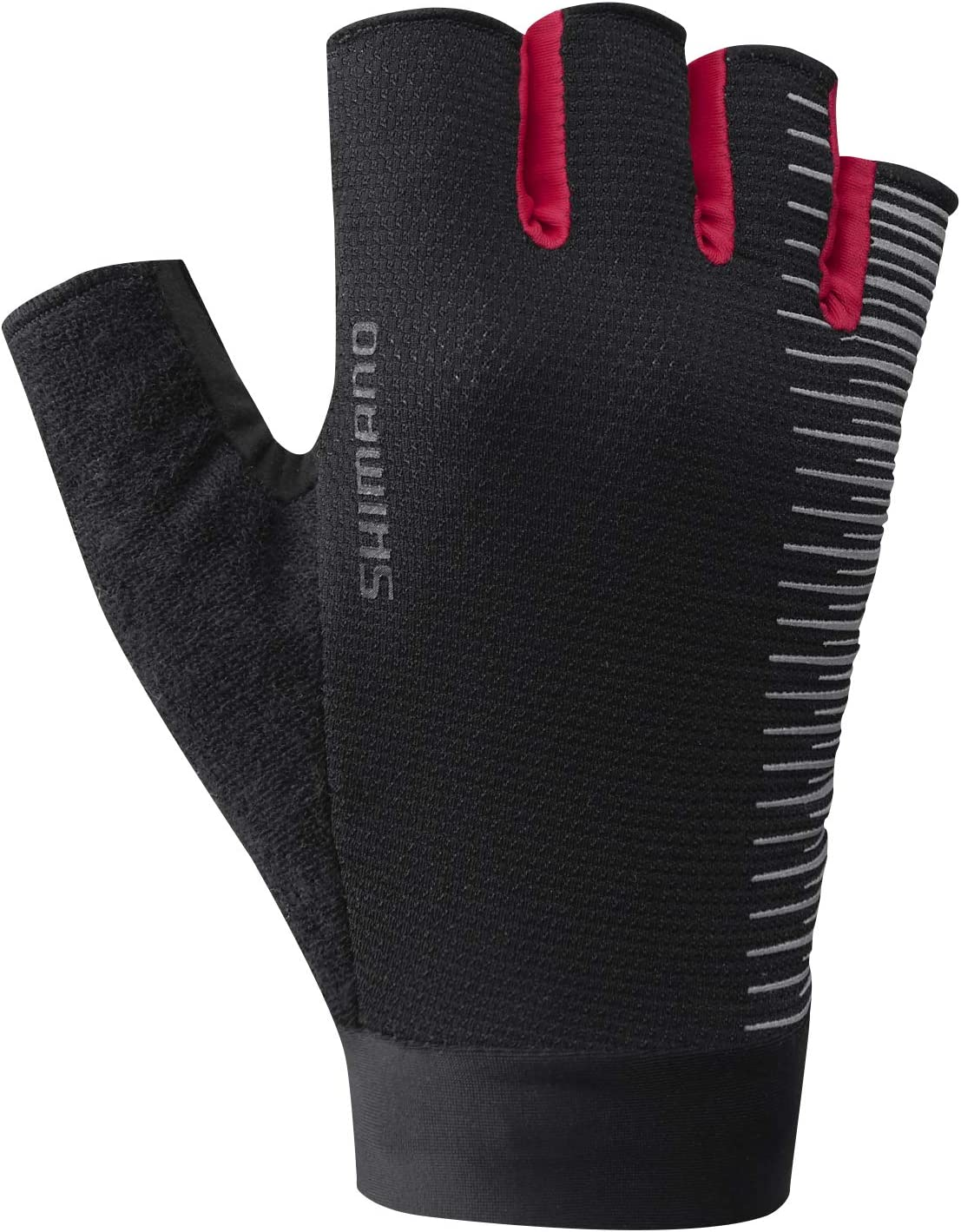 Shimano Clothing Now free shipping Unisex's SCA44321 Sma 100% quality warranty Red Transport Storage