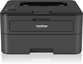 Brother HLL2340DW Compact Laser Printer, Monochrome, Wireless, Duplex Printing