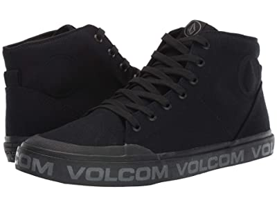 Volcom Hi Fi (Blackity Black) Men